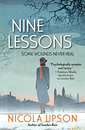Nine Lessons: A Josephine Tey Mystery