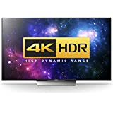 Sony KD55XD8599 55inch 4K HDR LED SMART TV Freeview HD Android Black