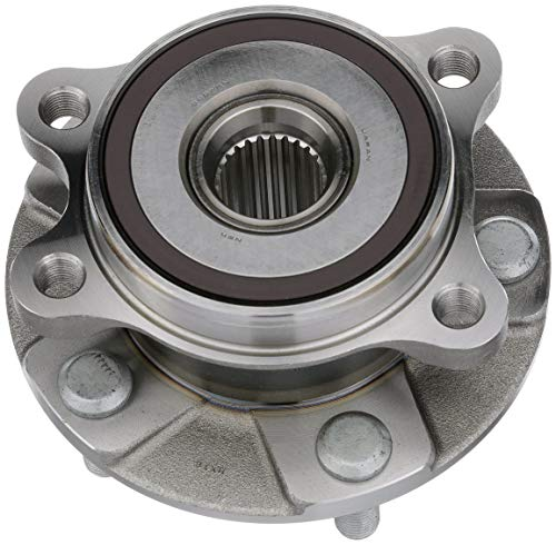 NSK 62BWKH10 WHEEL BRG AND HUB ASSY-FRONT ()