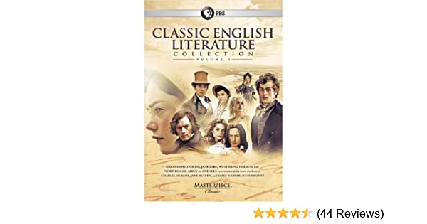 buy classic english literature movie review