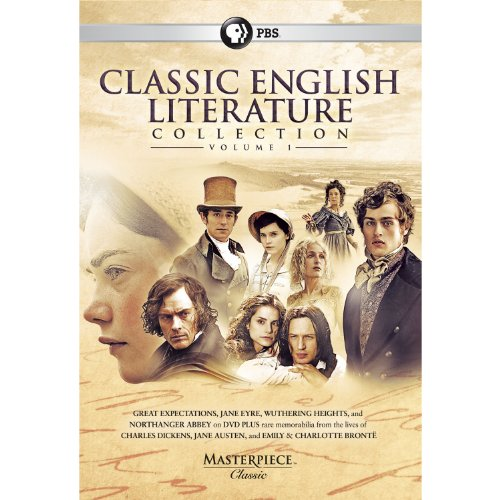 Masterpiece Classic: Classic English Literature 1 by Pbs (Direct)