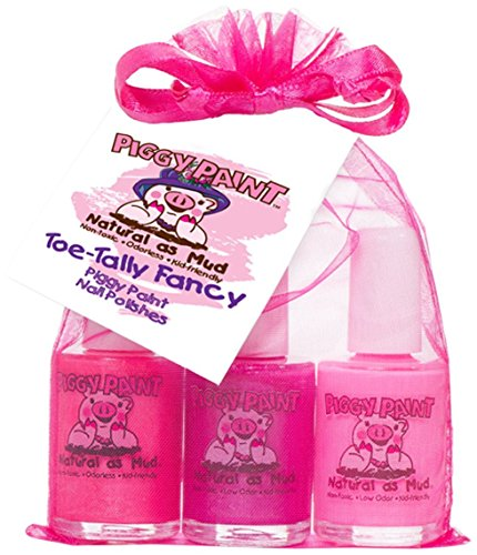 Piggy Paint Gift Set, Toe-Tally Fancy