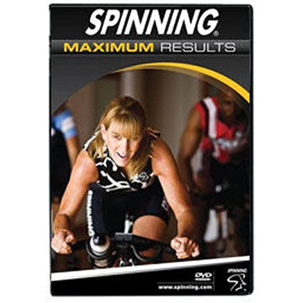SPINNING® Fitness DVD Maximum Results - Bicicletas estáticas ...