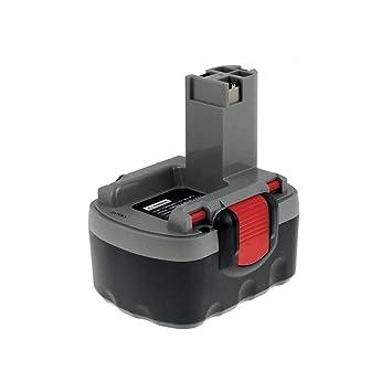 Powery Batería para Bosch Cortacésped Art 23 14,4V-3000mAh NiMH O ...