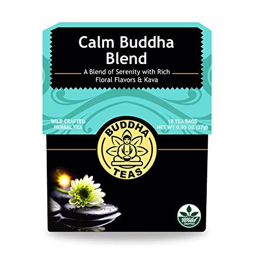 Calm Buddha Blend Tea Caffeine Free