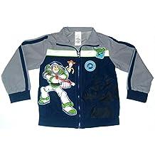 Disney Store Toy Story Buzz Lightyear Jacket/Windbreaker Coat Size XS 4 (4T)