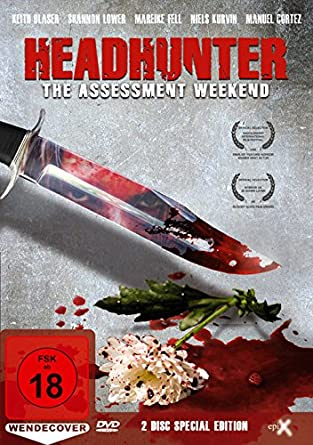 Headhunter: The Assessment Weekend [Alemania] [DVD]