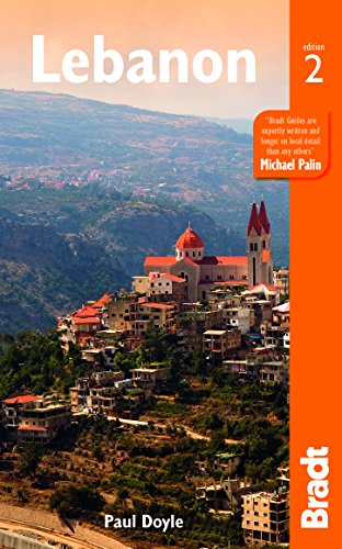 Lebanon  Bradt Travel Guide