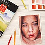 "ARTEZA 5.5x8.5"" Watercolor Pad, Pack of 3, 90"
