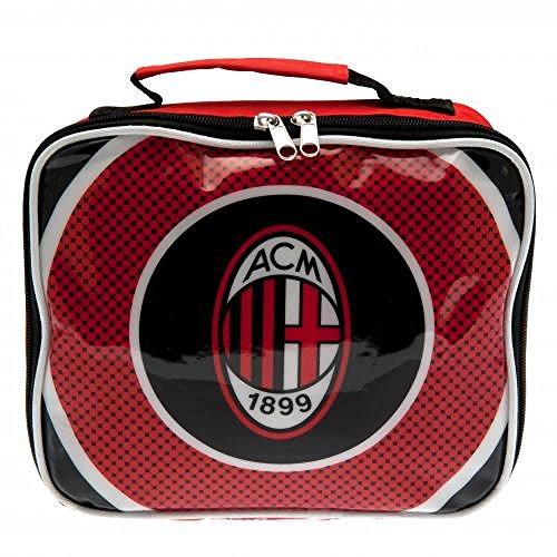 AC Milan FC Offizielle Fußball Geschenk Lunchtasche–A Great Weihnachten/Geburtstag Geschenk Idee für Männer und Jungen