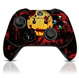 xbox one afterglow controller - (Bloody Emoji) Custom Xbox One Controller with Exclusive Design Vinyl Skin Decal Uniquely Hand Painted and Air-Brushed
