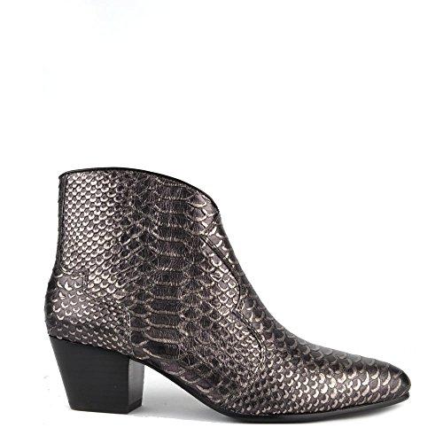 Ash Schuhe Hurrican Piombo Boots Damen Piombo