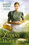 Lydia's Hope: The Lost Sisters of Pleasant Valley, Book One