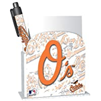 National Design Baltimore Orioles Stationery Desk Caddy (11096-BSL)