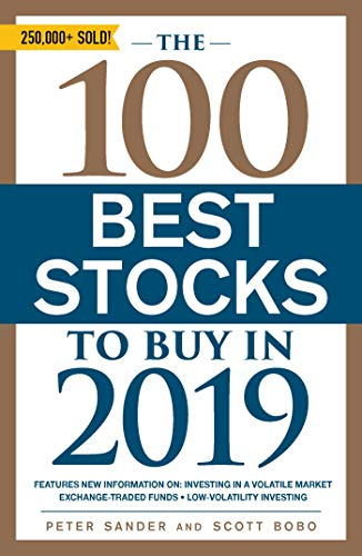 The 100 Best Stocks to Buy in 2019 from Adams Media
