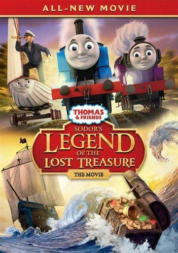 Thomas & Friends: Sodor's Legend of the Lost Treasure - The Movie]()