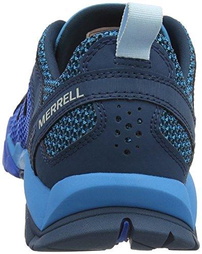 Merrell Souliers Tetrex De Pour Crest Rapid bleuet Bleu Hommes D'eau qwRPf