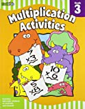 Multiplication Activities: Grade 3 (Flash Skills), Flash Kids Editors, 1411434528