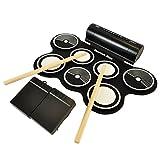Pyle Electric Drum Modelpiece Drum Set