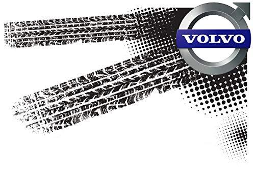 Volvo Molda18 shirt Auto Car Cotone 012 Logo grigio T Maglietta 100 OwHqHdS