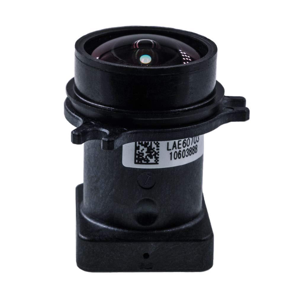 Cvivid Lenses 2.6mm Replacement 12 Megapixel 170 Degree Ultra-Wide Angle Lens for GoPro Hero 5/&6 Factory Lens Hero 5//6 Lens Repair Part