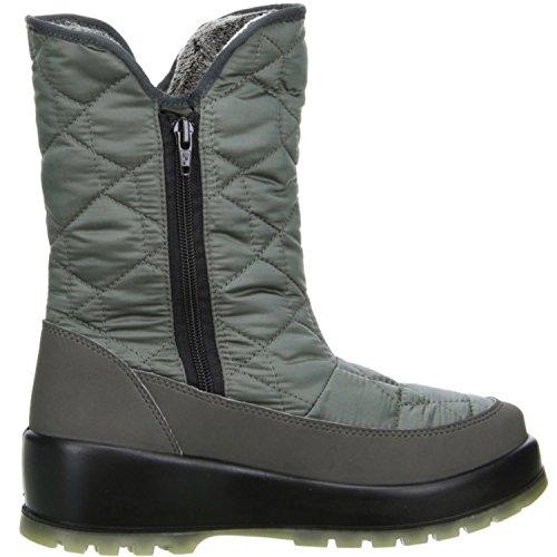 Vista Damen Winterstiefel Snowboots EISKRALLEN Grau Grau