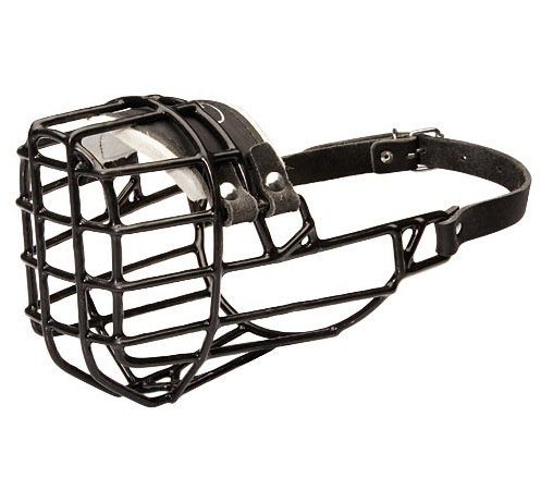 Dean and Tyler DT Freedom Winter Muzzle, Size No. 4 - Great Dane by Dean & Tyler