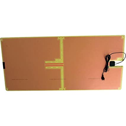 Kit calefacción techo calefactor – 800 Watts – Aislamiento Integre – Creación Francaise – conforme a