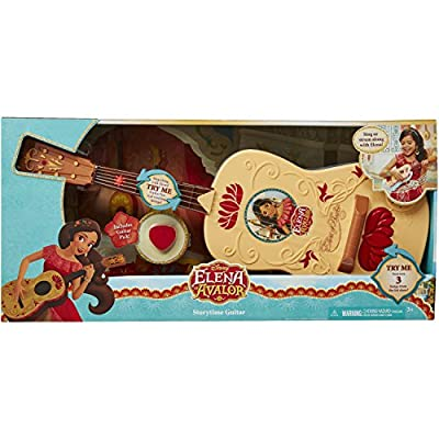 Disney Junior Elena of Avalor Storytime Guitar | Disney Princesses