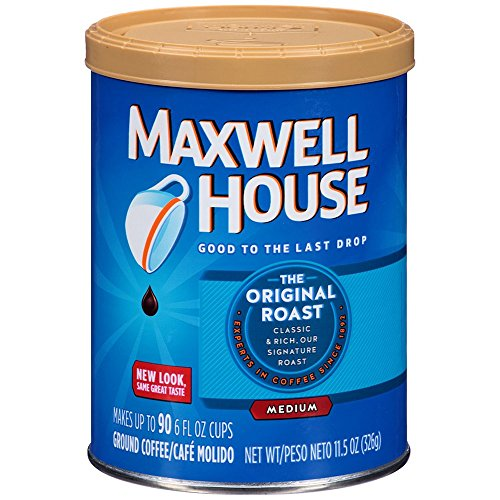 Maxwell Coffee Diversion Safe