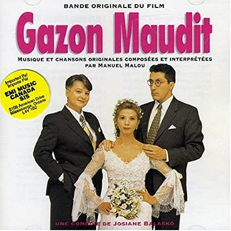 Gazon Maudit: Bande Originale Du Film French Twist -1995 Film