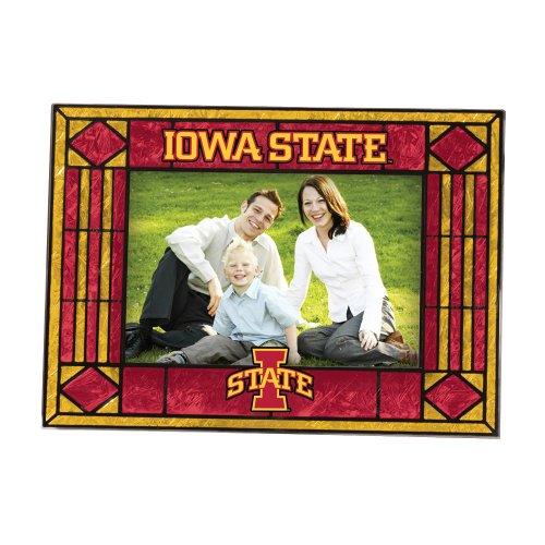 (Iowa State Art Glass Horizontal)