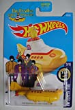 HOT WHEELS HW SCREEN TIME 5/10, YELLOW/WHITE THE BEATLES YELLOW SUBMARINE 49/365