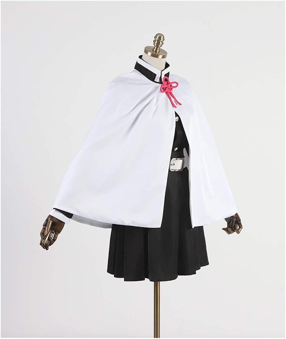 鬼滅の刃 栗花落 カナヲ(つゆり かなを) 鬼殺隊隊服 コスプレ衣装