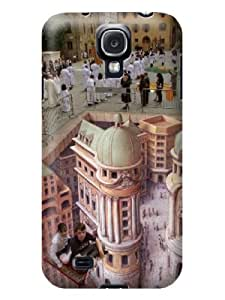 LarryToliver Customizable 3D Art pictures Series Case and Cover for samsung Galaxy s4 - Retail Packaging 7