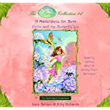 Disney Fairies Collection #4: A Masterpiece for Bess, Prilla and the Butterfly Lie