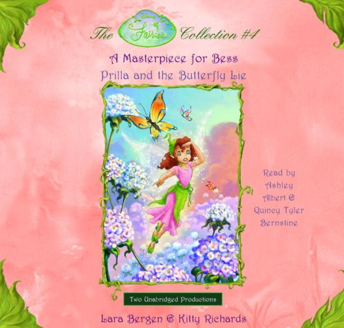 Disney Fairies Collection #4: A Masterpiece for Bess, Prilla and the Butterfly Lie pdf epub