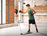 Punching Bag with Stand, for Kids & Adults, Height