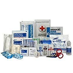First Aid Only 90792 Ansi 2015 Compliant 50 Person Class A, First Aid Kit Refill