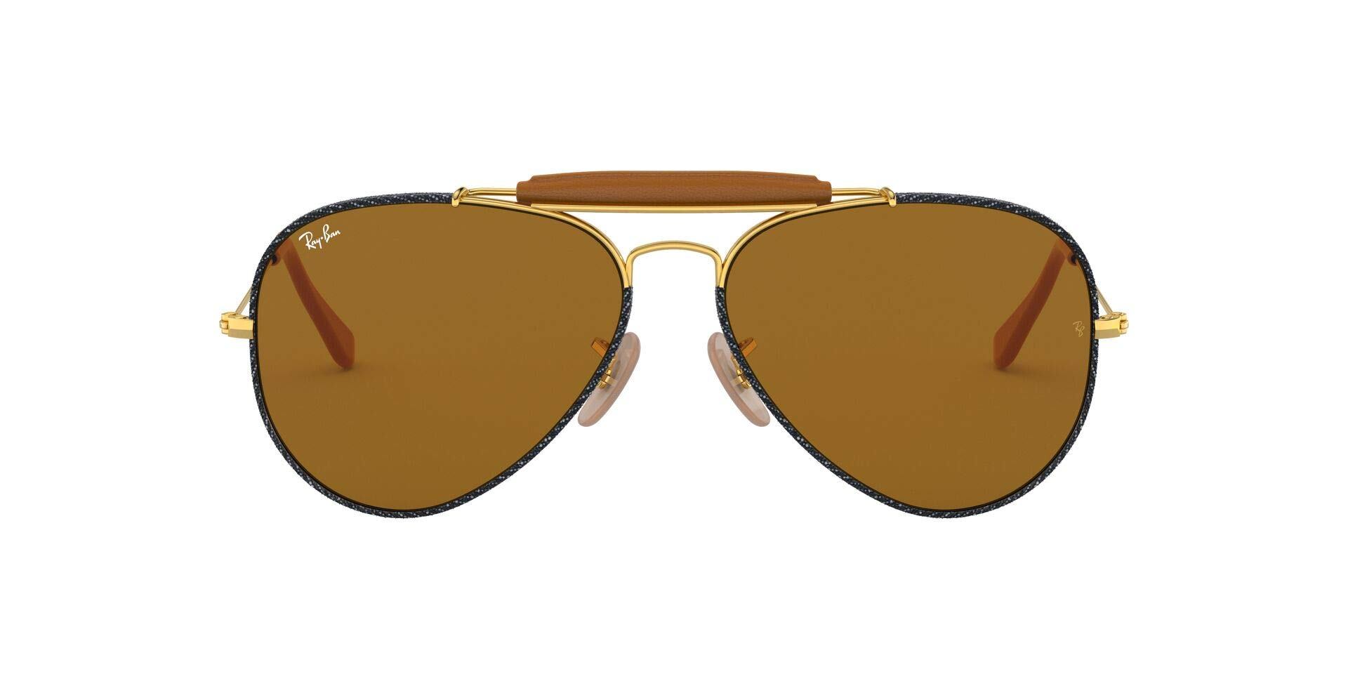 Ray-Ban RB3422Q Outdoorsman Craft Aviator Sunglasses