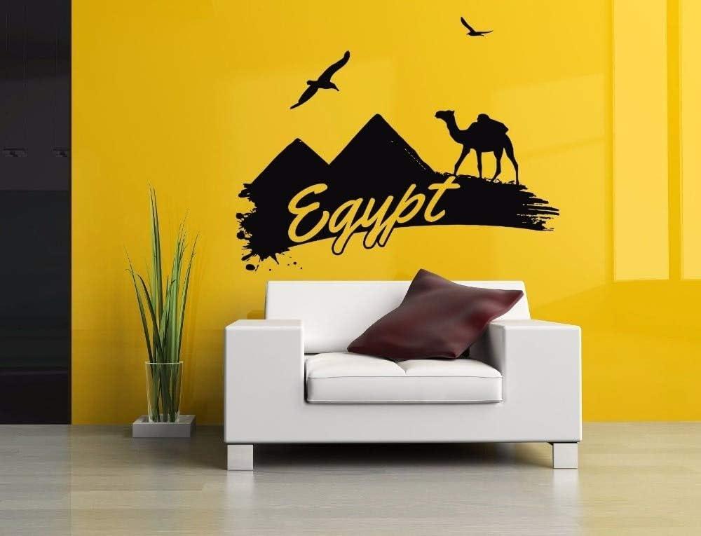 Ajcwhml África Egipto Pegatina calcomanía de Camello Carteles ...