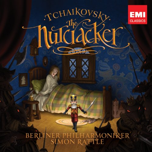 TCHAIKOVSKY: THE NUTCRACKER SUITE DELUXE - Edition Limited Nutcracker
