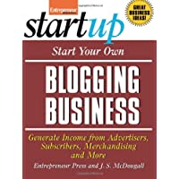 Start Your Own Blogging Business (Startup)