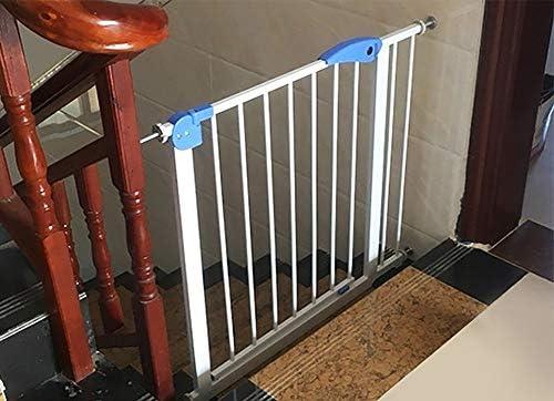 Puerta del bebé retráctil Bebé Parque infantil Parte superior de las escaleras Puerta del bebé Puerta del bebé con puerta para mascotas Puerta de aislamiento Puerta cerca: Amazon.es: Bebé