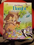 Bambi and His Forest Adventures, Golden Books Staff, 0307116751