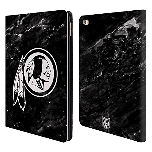 - Official NFL Marble 2017/18 Washington Redskins Leather Book Wallet Case Cover For iPad Air 2 (2014)