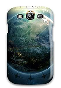 Hot Galaxy S3 Cover Case - Eco-friendly Packaging(skyforge)