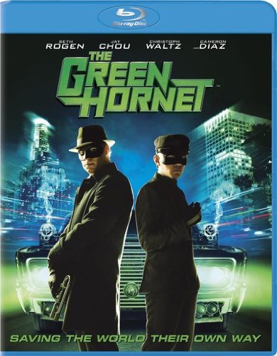 Blu-ray : The Green Hornet (, Dubbed, Dolby, AC-3, Widescreen)
