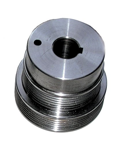 D/&D DD36T5-40 2-6F-A T5 Metric Pitch Synchronous Belt Pulleys 40 Aluminum