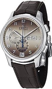 Zenith Captain Winsor Annual Calendar Men's Automatic Watch 03-2072-4054-18-C711